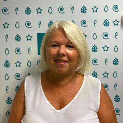 Randi Ingvaldsen - Pedagogisk medarbeider